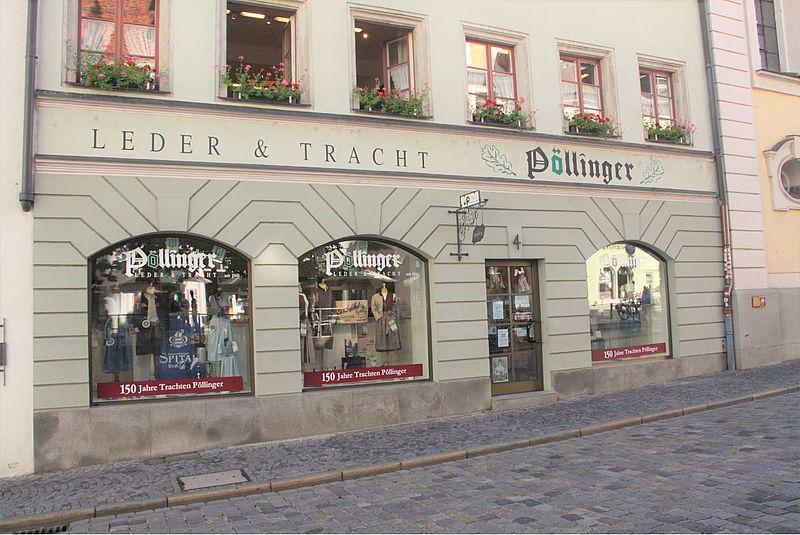 Leder Regensburg