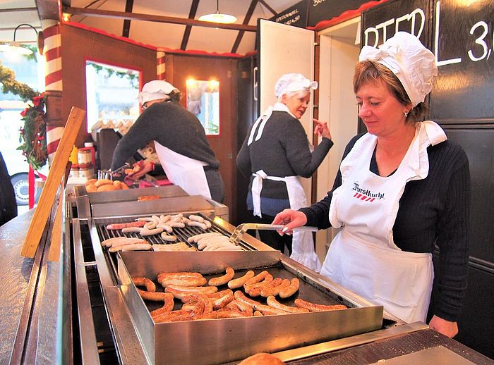 Mittagessen Regensburg